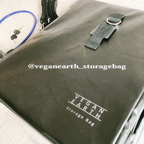 ・* ✿*:・ ゚VEGAN EARTHストレージバッグ・:*✿ ---------------------------------------- veganea...