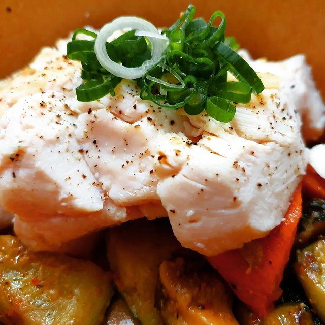 Sous vide chicken breast 🔝 低温慢煑多汁嫩鸡胸😋🤤 #healthyfood #nyceats ##相機食先 #hkfood #和食 #...