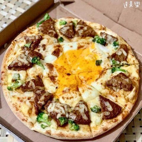 - 🏠:達美樂 ⏱:11:00-21:00(週五、六到22:00) 👣:全台各縣市均有連鎖店 - ✏️達美樂之前推出和牛口味的披薩🍕🍕已經讓我肖想很久了😍😍剛好今...