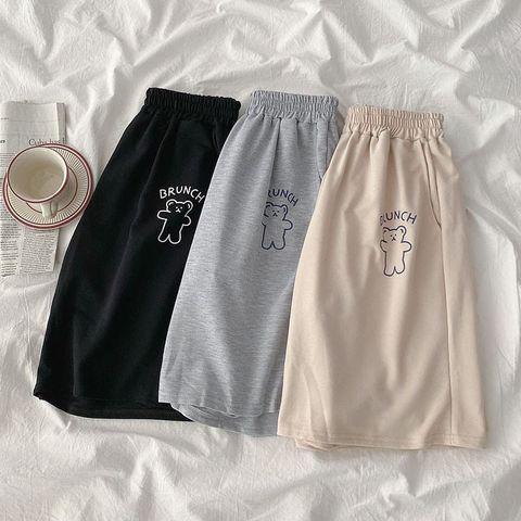 # 居家褲子一樣少不了 超級舒服的材質 可以穿著睡覺 #wfh #居家 #居家睡衣