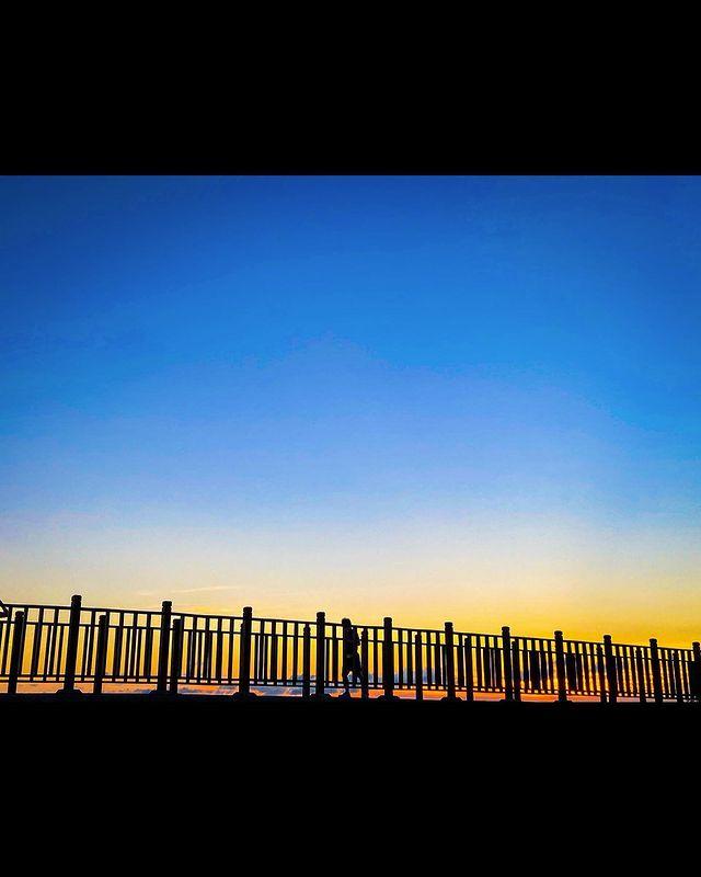 - 黄昏のお散歩 . #sho圖中 . . (2021.05.27/20:31) #台南 #台南景點 #台南日常 #台南旅遊#台南攝影 #台南生活 #夕陽#夕日...