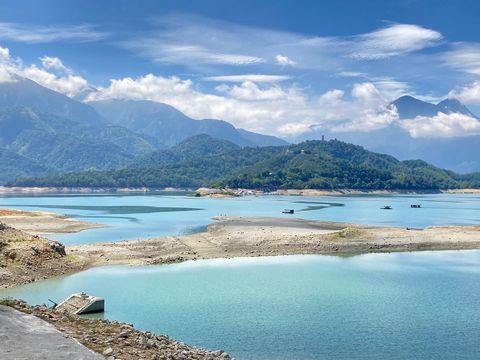 20210528 今日風景很美 . . #taiwan #sonmoonlake #南投景點 #南投旅遊 #南投秘境 #魚池景點 #米洛克景觀飯店 #日月...