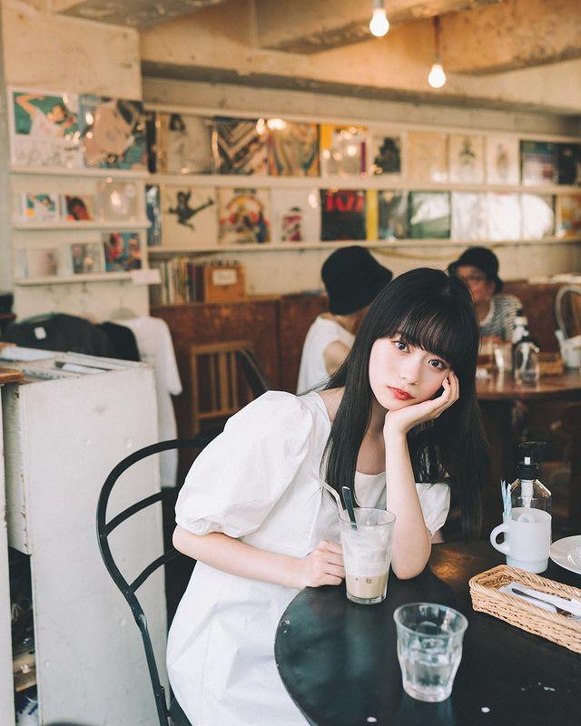 . cafe . . . . . . . #tokyocameraclub #team_jp_ #season_girls_collection #igersj...