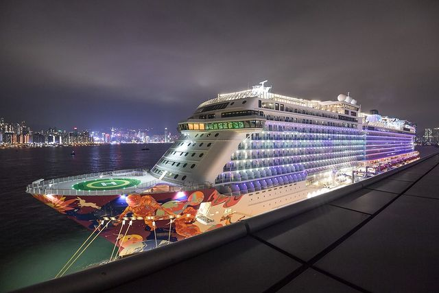 NEW: HK CRUISE INDUSTRY SET TO RE-LAUNCH 香港郵輪旅遊重新啟航 Cruises on the high seas ar...