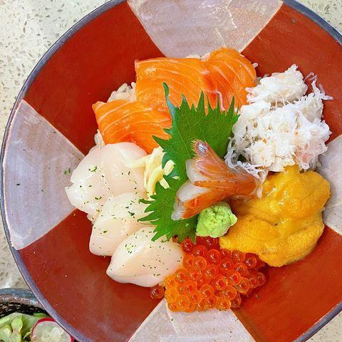 天氣太熱 只能吃清D 今日簡單 Lunch omakase 🌈滿足...幸好沒等位 sushikagura.hk #omakase #日本美食 #廚師發辦 ...