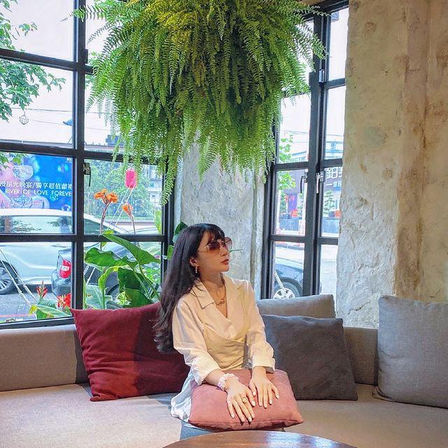 Q吉的拍照技術等級逐漸上升中。。(? . joscornercafe #桃園景點#カフェ#桃園咖啡廳#台灣咖啡廳#台灣旅遊#桃園旅遊#打卡點 #joscorn...