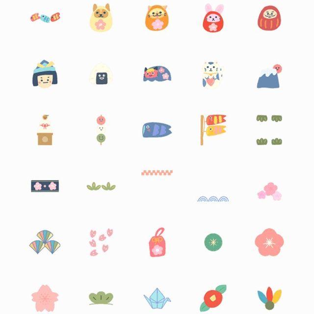 只能用圖來懷念一下去日本旅行的時光 更多可愛LINE表情貼/貼圖 連結在首頁 littlegrassland.emojis #日本旅行 #日本 #旅遊 #日...
