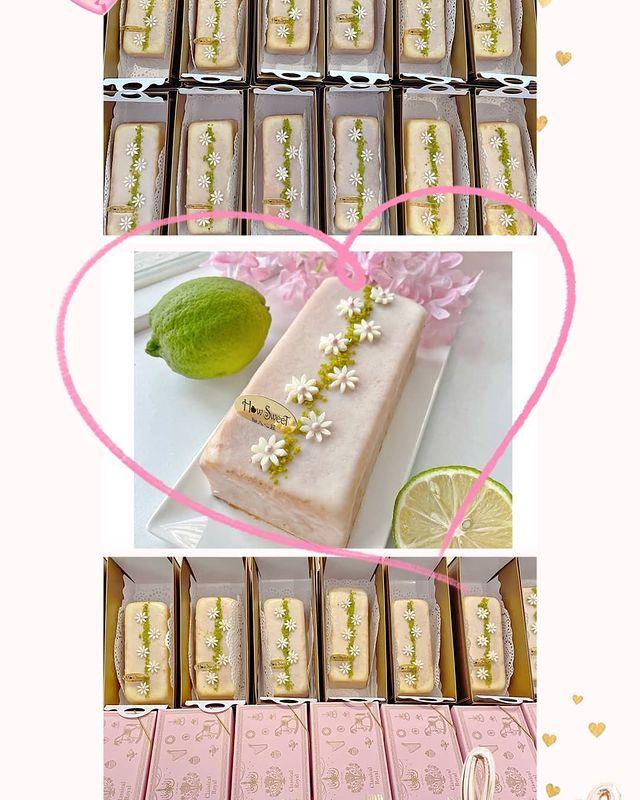 🍎甜入心菲🍎 #檸檬糖霜磅蛋糕#彌月禮盒主打 甜入心菲的主打商品✨, 同時是一款經典又非常受歡迎的午茶甜點!☕ 也非常多媽媽 送彌月禮盒 糕體使用糖粉取代砂糖,...