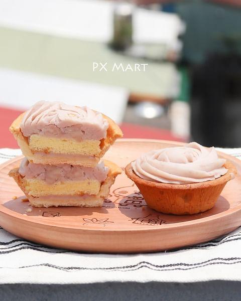 2公分厚的芋泥塔🤤還有芋泥布丁蛋糕盒等,全聯芋頭季回歸啦👍 ---------- . 🔎追蹤 celine.0621 每天看更多美食❤ . ---------- ...