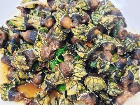 🤗這是馬祖東莒當地特色美食~佛手 #美食 #foodblog #foodie #eeeeeeats #food #instafood #taiwanfood #...